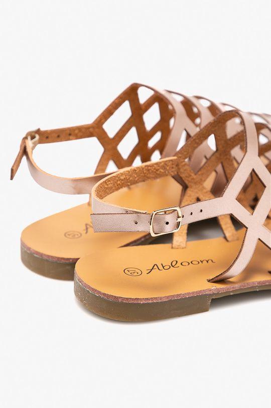 zlatá Answear - Sandále Abloom