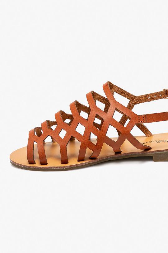Answear - Sandále Abloom hnedá