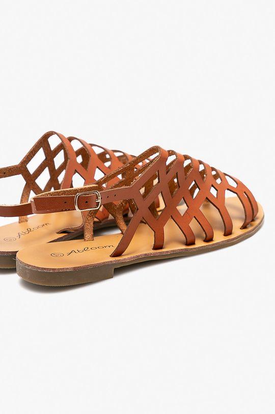 hnedá Answear - Sandále Abloom