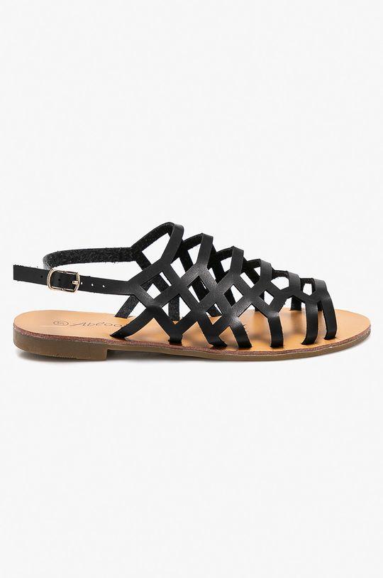 čierna Answear - Sandále Abloom Dámsky