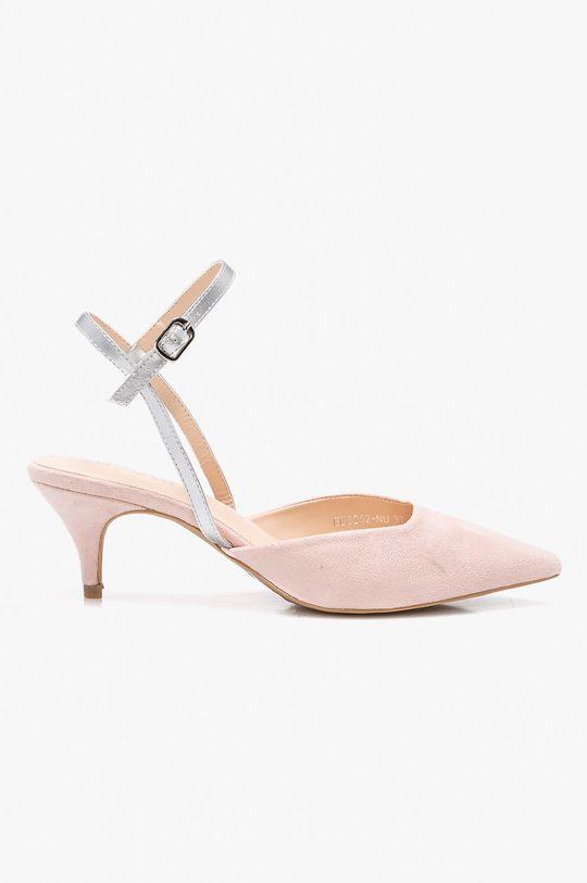 ružová Answear - Sandále Moow Dámsky
