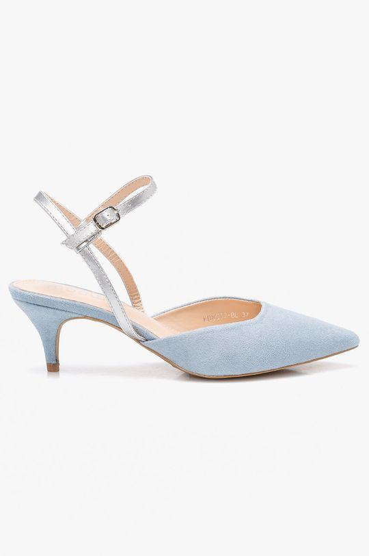 modrá Answear - Sandále Moow Dámsky