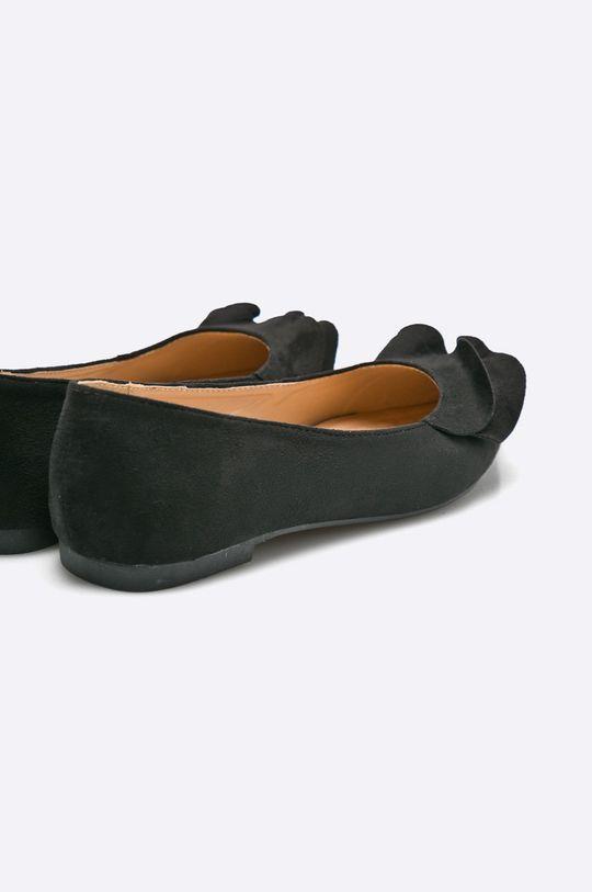 čierna Answear - Baleríny Bellucci
