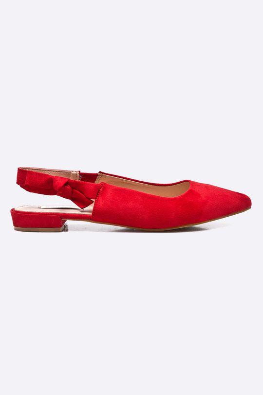červená Answear - Sandále Bellucci Dámsky