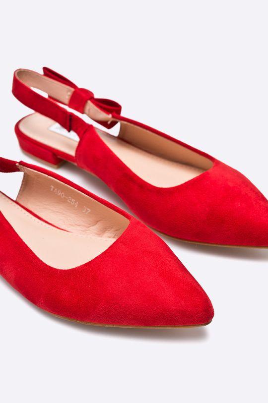 Answear - Sandále Bellucci červená