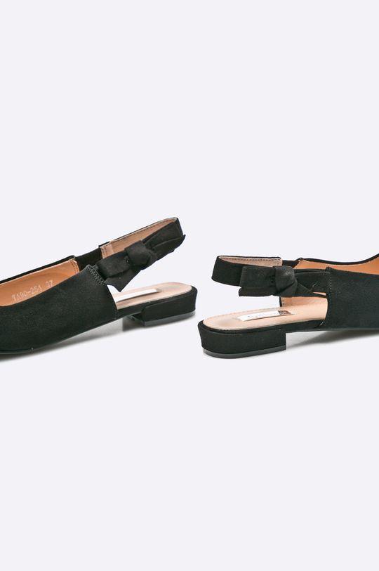 čierna Answear - Sandále Bellucci