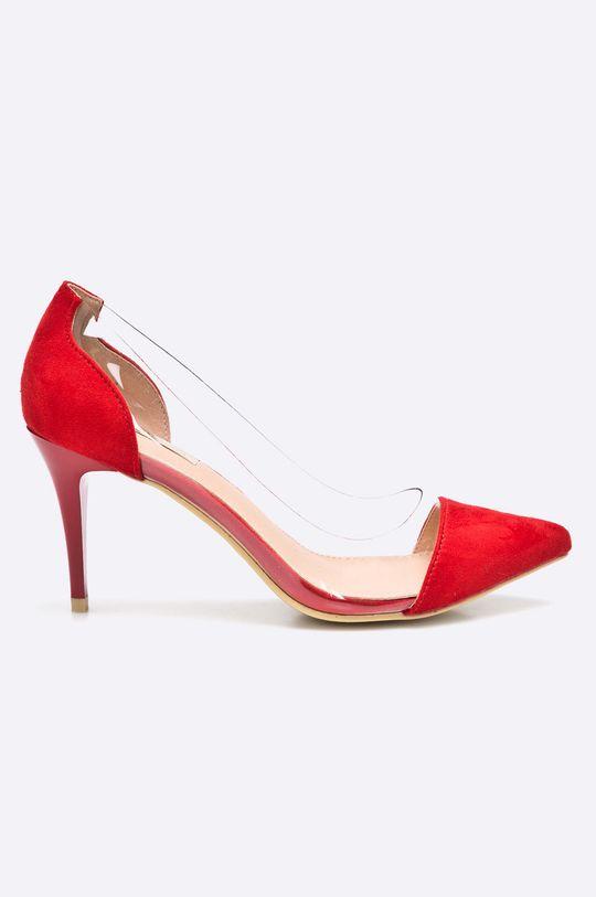 červená Answear - Lodičky Bellucci Dámsky