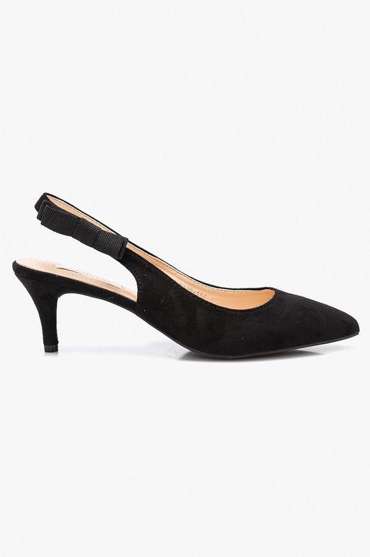 černá Answear - Sandály Bellucci Dámský