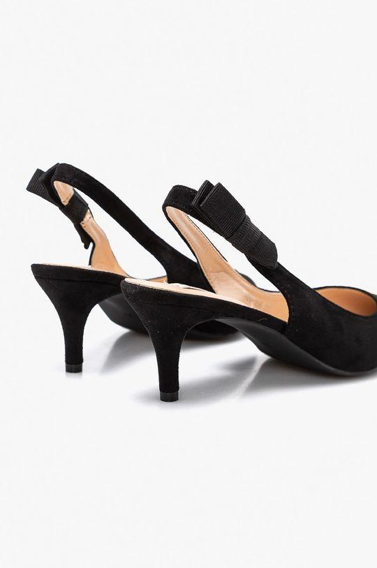 černá Answear - Sandály Bellucci