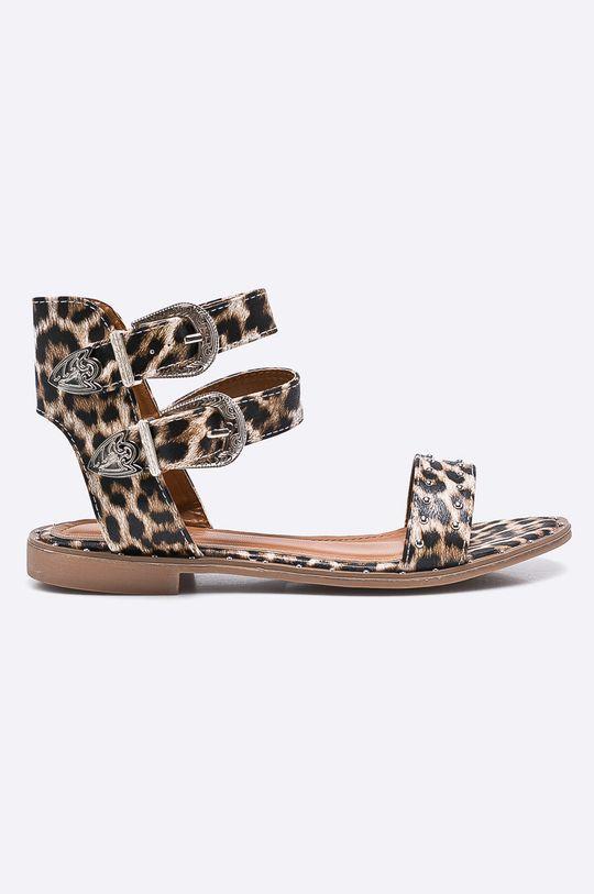 hnedá Answear - Sandále Seastar Dámsky