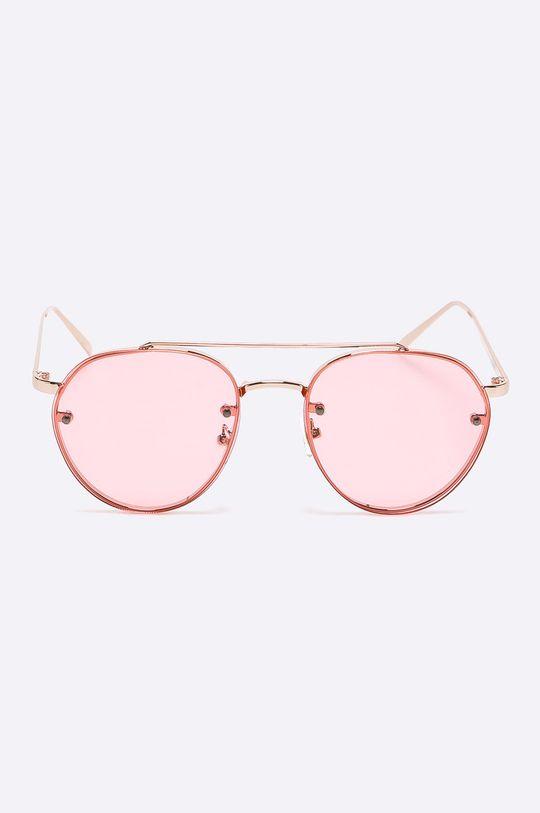 Answear - Okuliare Stripes Vibes ružová