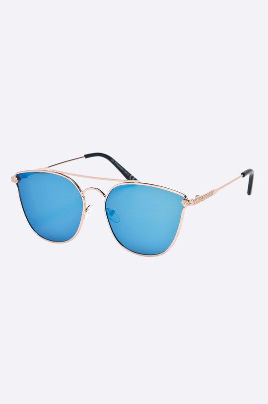 modrá Answear - Okuliare Stripes Vibes Dámsky