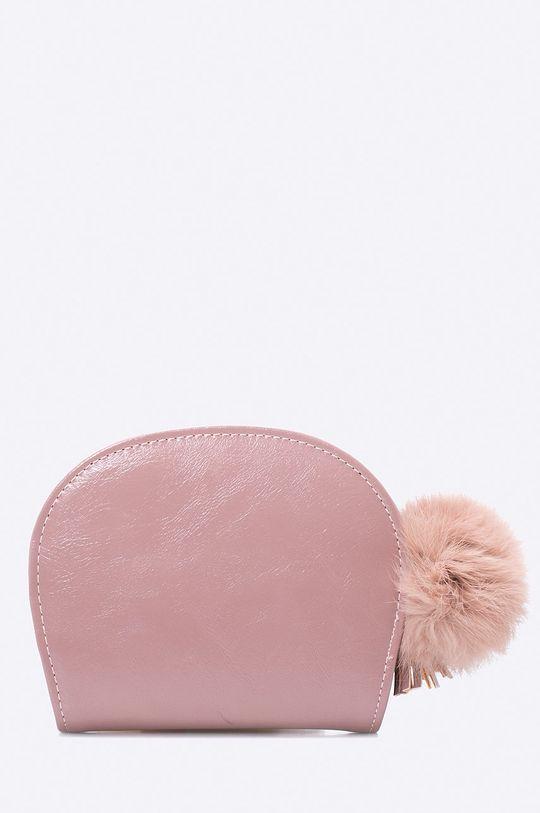 pastelová ružová Answear - Peňaženka Dámsky