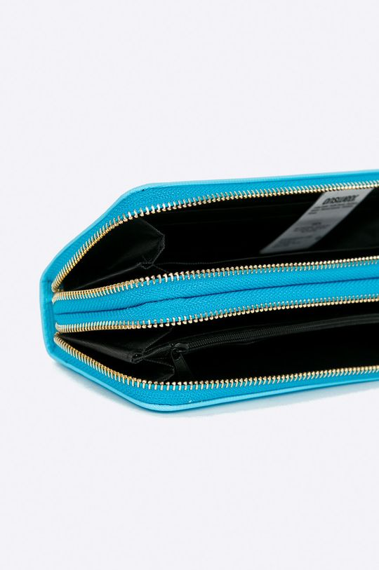 svetlomodrá Answear - Peňaženka Stripes Vibes