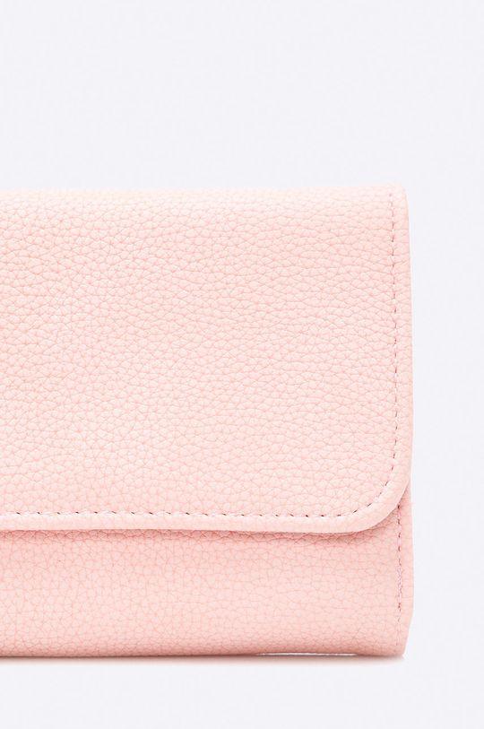 ružová Answear - Peňaženka Stripes Vibes