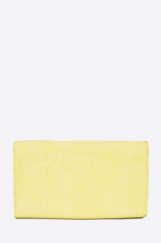 Answear - Peňaženka Wild Nature žltá