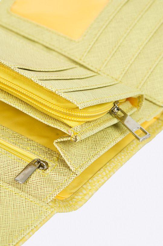 žltá Answear - Peňaženka Wild Nature