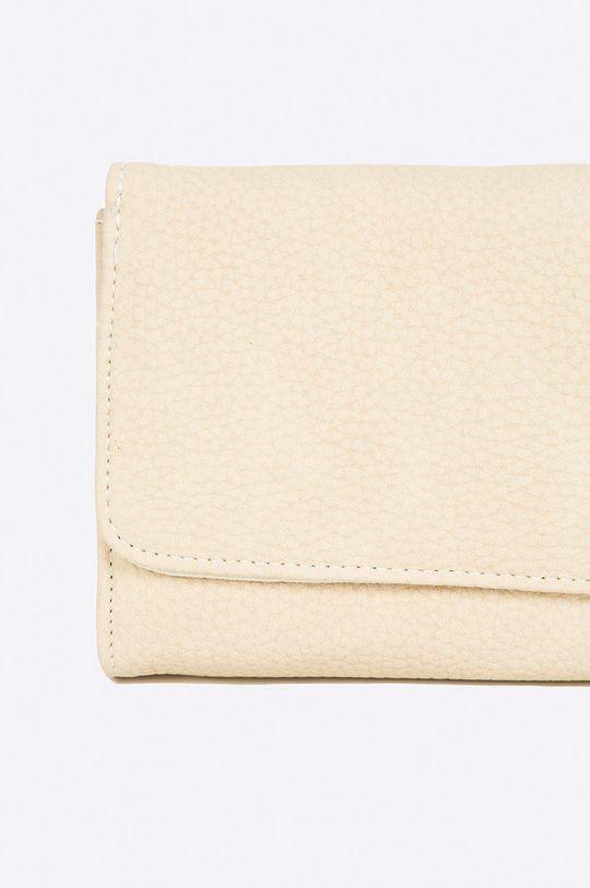 krémová Answear - Peňaženka Stripes Vibes