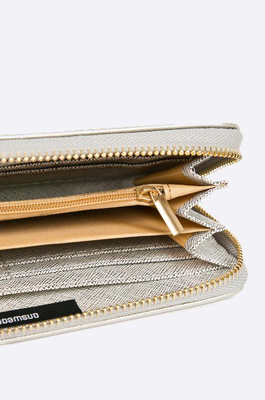 strieborná Answear - Peňaženka Stripes Vibes