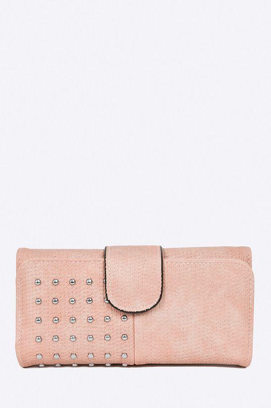 ružová Answear - Peňaženka Stripes Vibes Dámsky