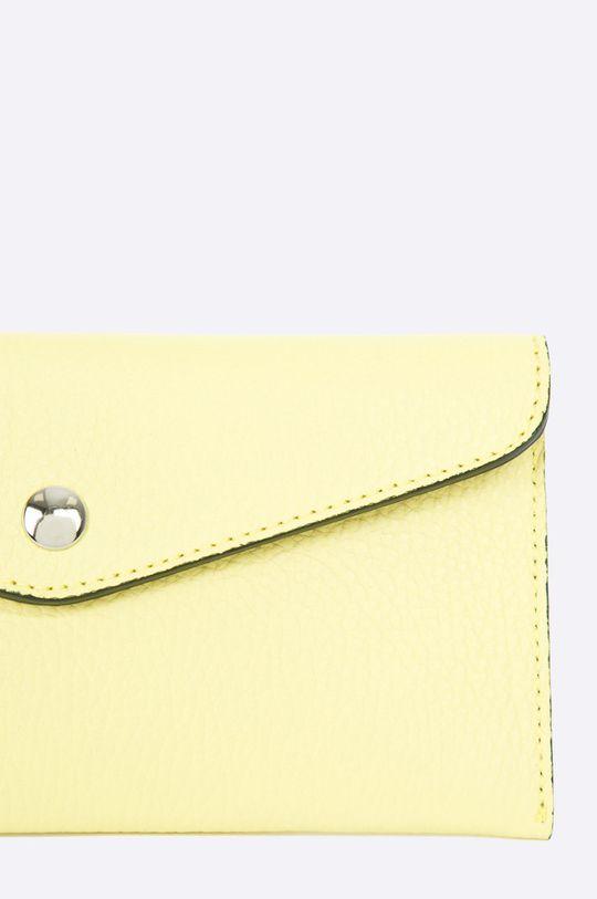 Answear - Kožená peňaženka <p>Prírodná koža</p>