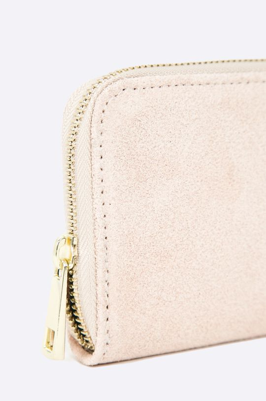 ružová Answear - Kožená peňaženka Boho Bandit