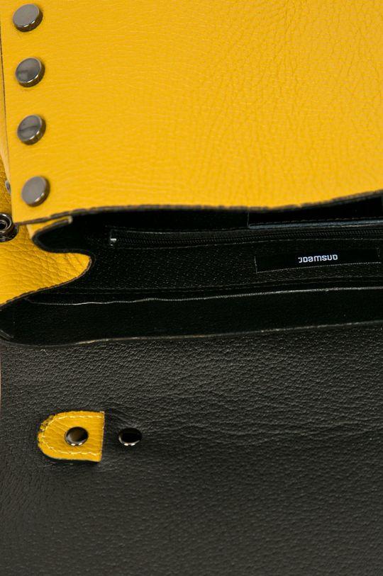 Answear - Kožený ruksak Wild Nature Dámsky