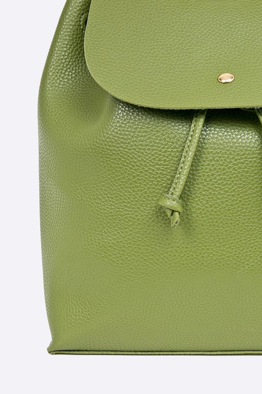 zelená Answear - Ruksak Stripes Vibes