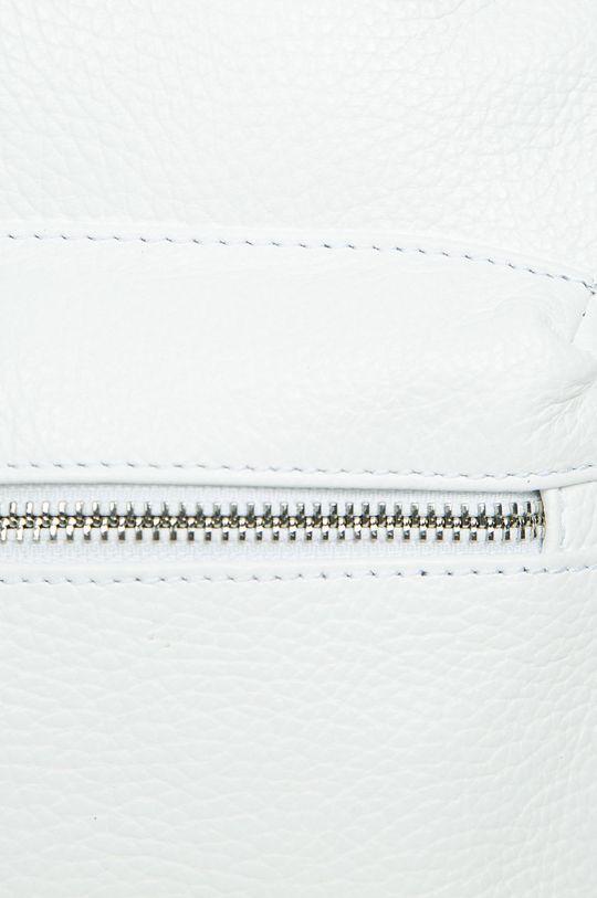 biały Answear Lab - Plecak skórzany