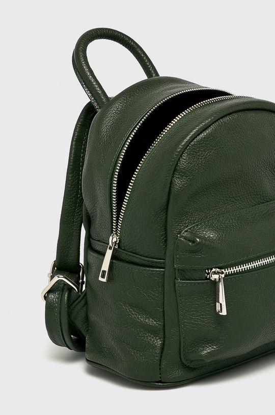Answear - Kožený ruksak Dámsky