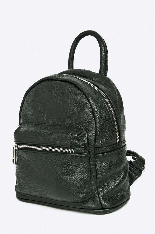 Answear Lab - Plecak skórzany czarny