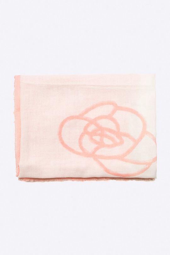 Answear - Šatka Stripes Vibes oranžová