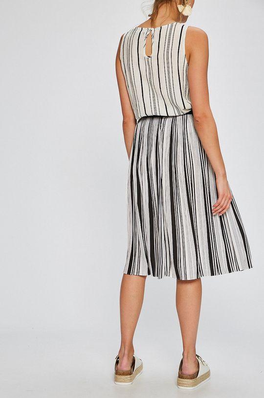 Answear - Sukňa Stripes Vibes <p>100% Polyester</p>