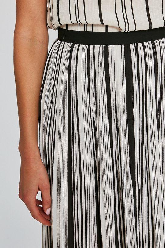 viacfarebná Answear - Sukňa Stripes Vibes