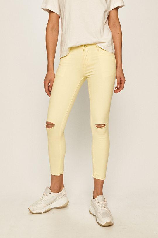 жовтий Answear - Джинси