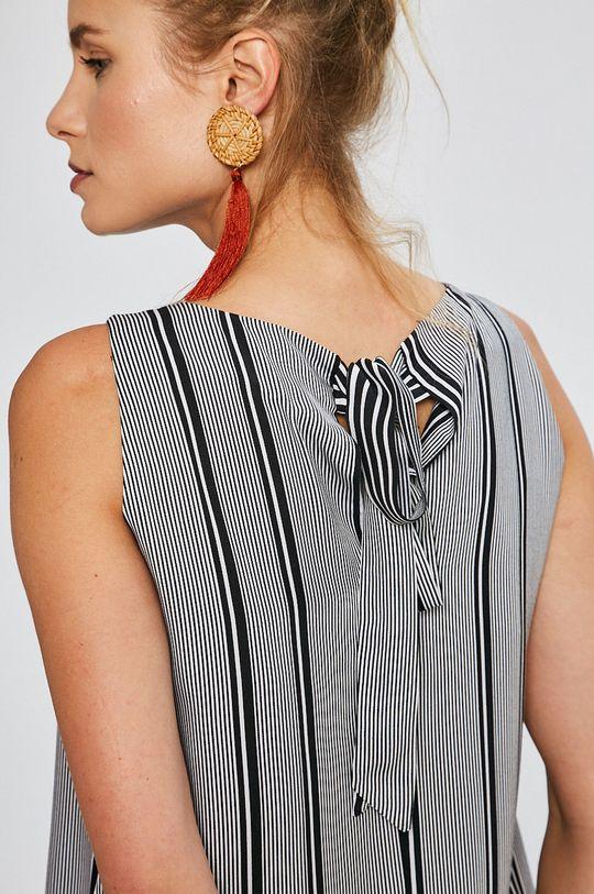 fehér Answear - Overál Stripes Vibes