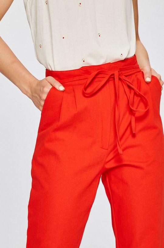 červená Answear - Nohavice