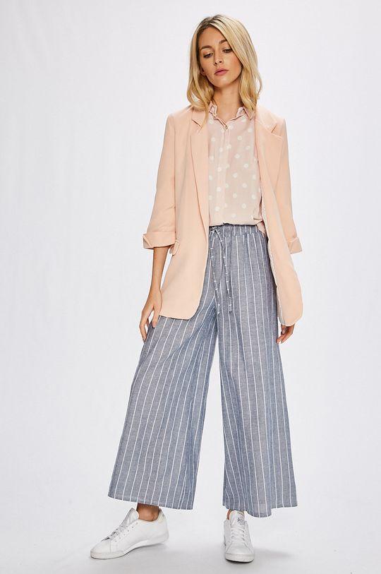 Answear - Nohavice Stripes Vibes sivá