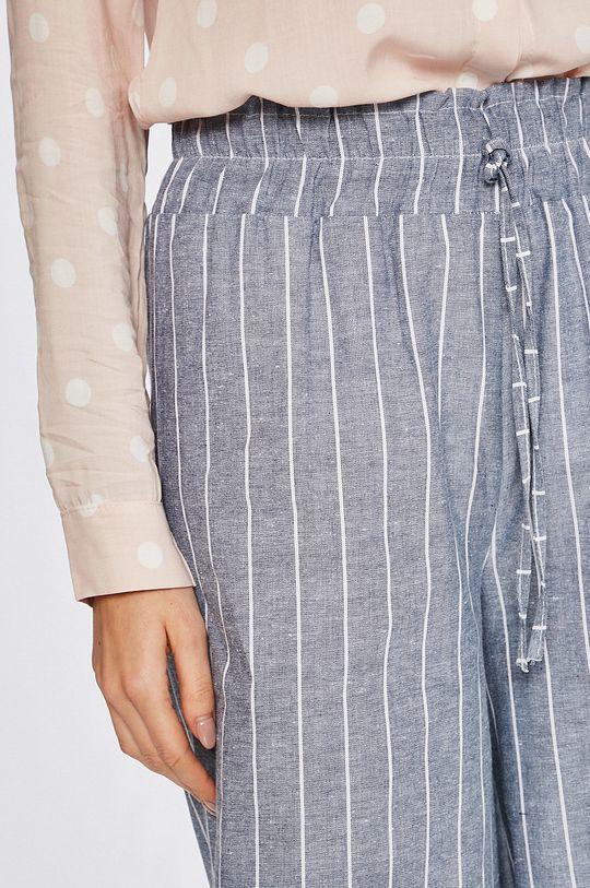 sivá Answear - Nohavice Stripes Vibes