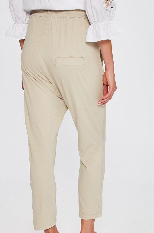 Answear - Pantaloni 50% Bumbac, 50% In