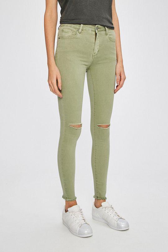 verde Answear - Jeansi De femei