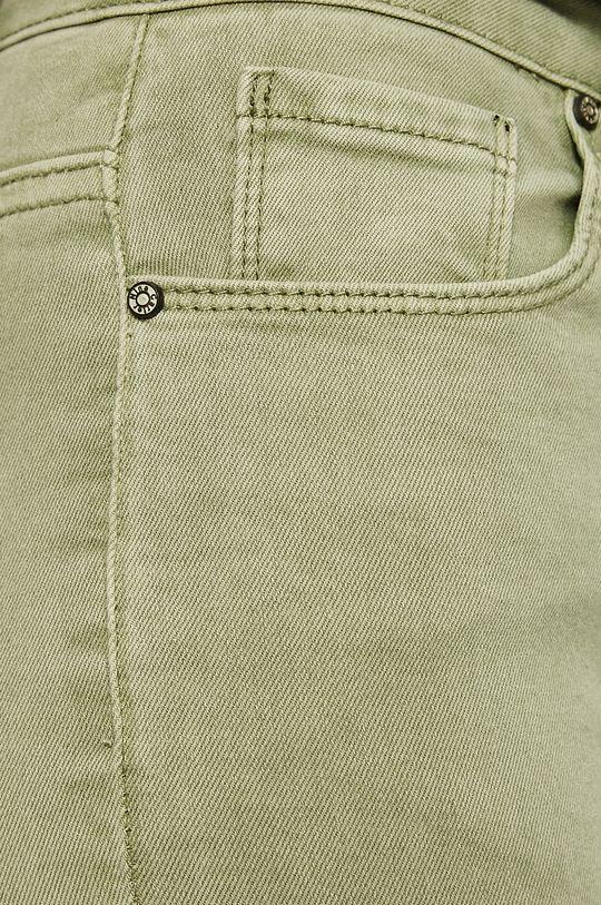 зелений Answear - Джинси