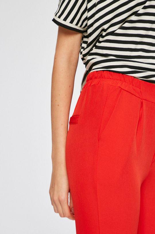 rosu Answear - Pantaloni