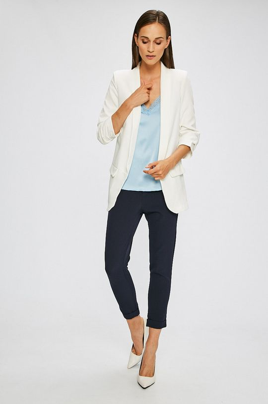 Answear - Pantaloni bleumarin