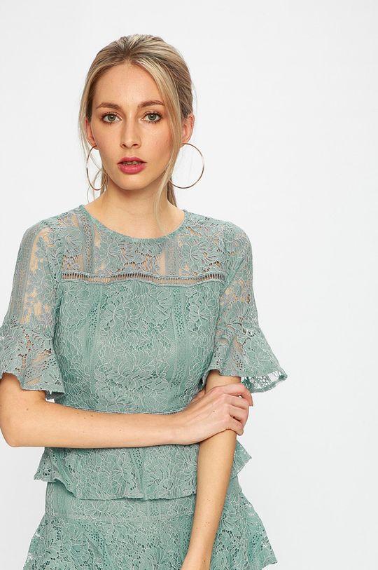 zelená Answear - Šaty
