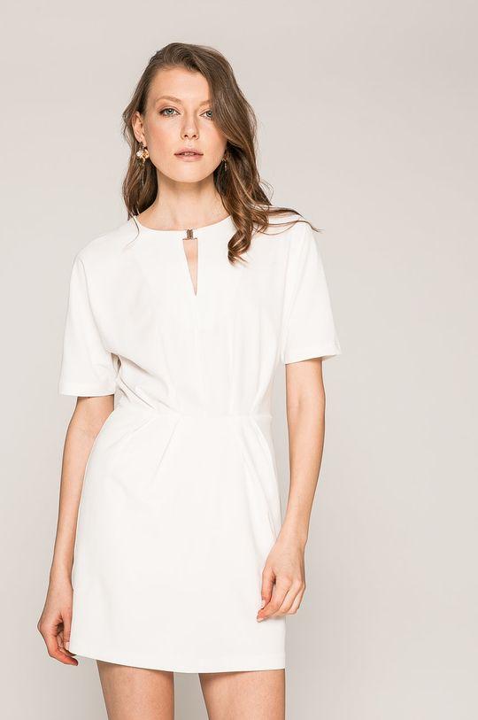 biela Answear - Šaty Spencer Dámsky