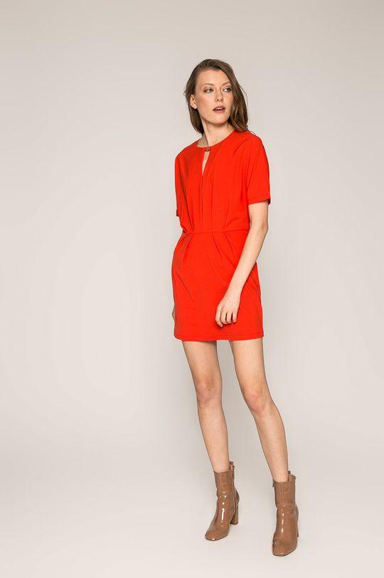 Answear - Šaty Spencer červená