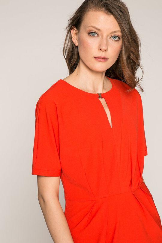 červená Answear - Šaty Spencer