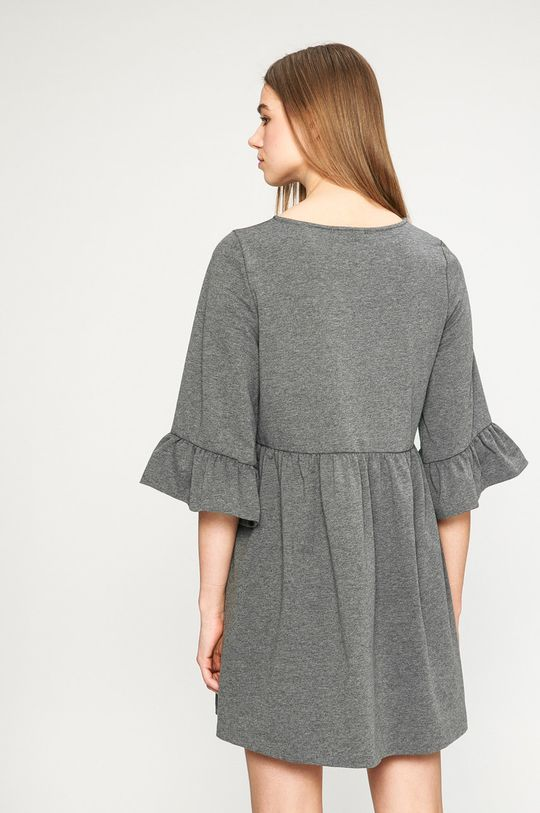 Answear - Šaty <p>52% Bavlna, 8% Elastan, 40% Polyester</p>