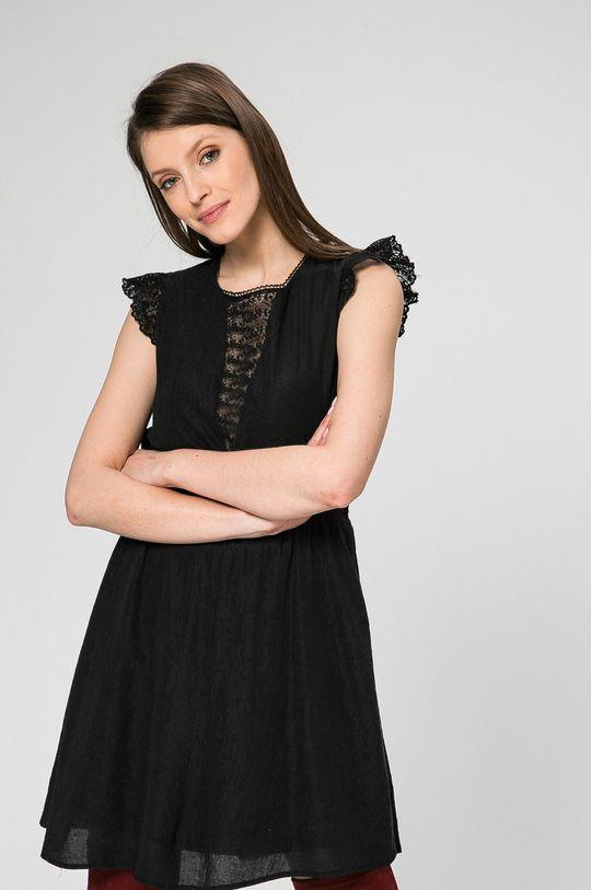 čierna Answear - Šaty Isis Dámsky